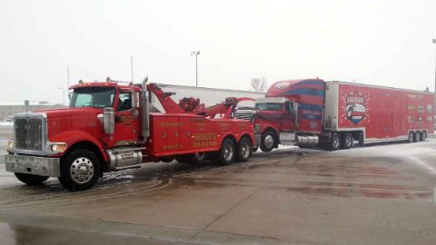 Big Truck Towing